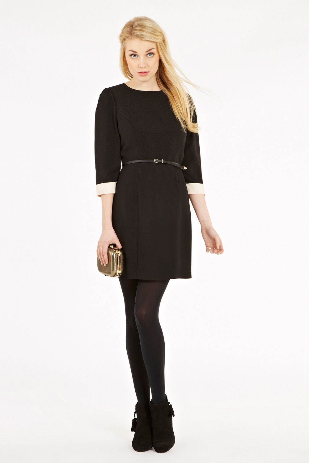 Ria sleeve dress