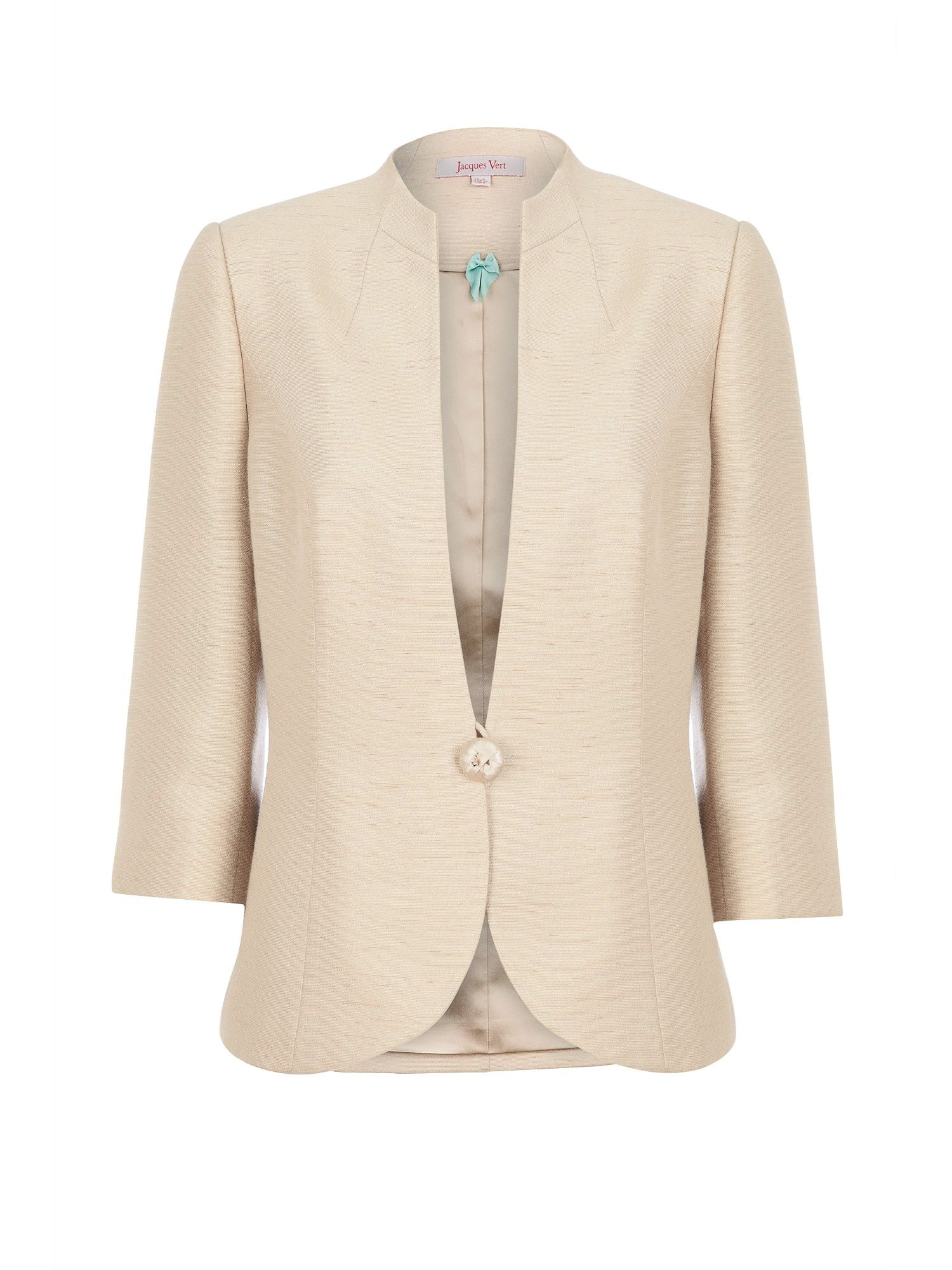 Brulee short jacket
