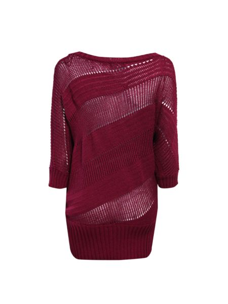 Jane Norman Batwing slouch tunic jumper