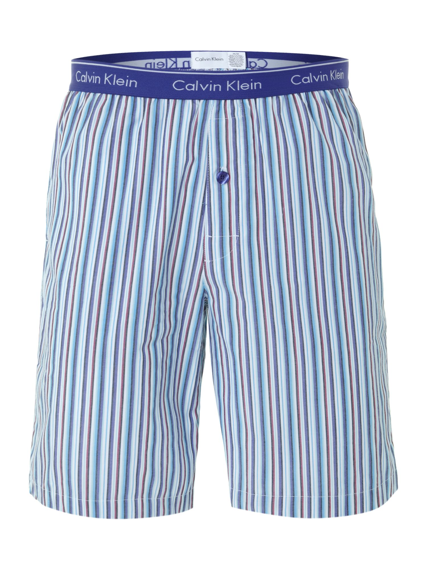 Lyon stripe pj short