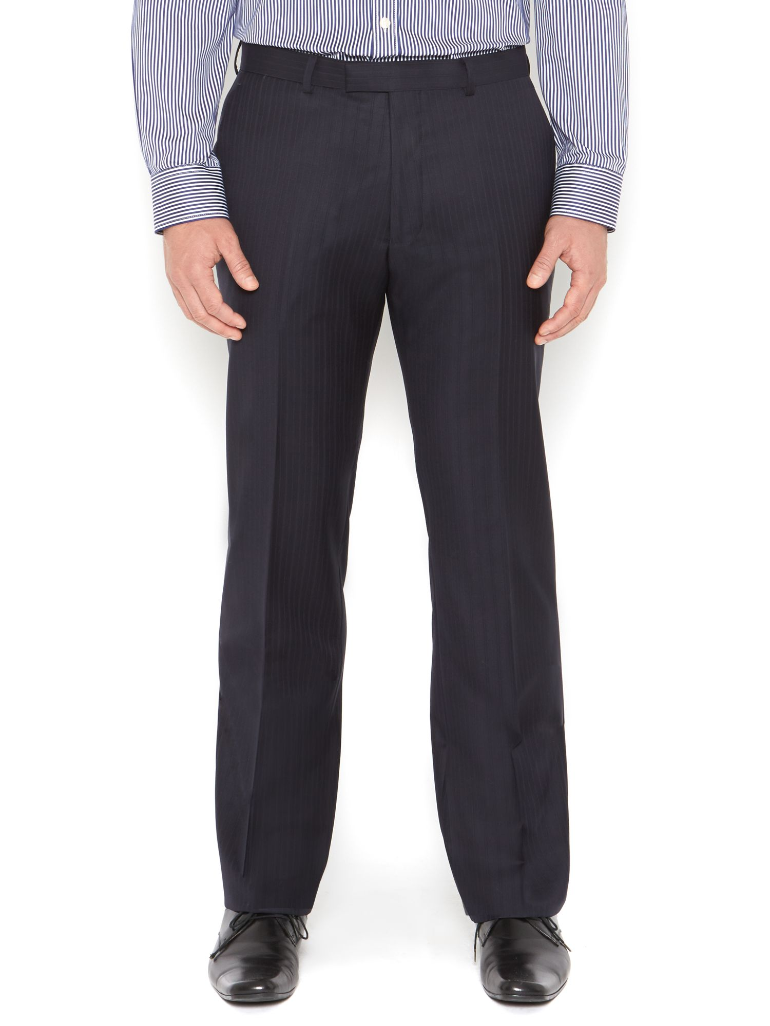 Whitehurst Twill Pinstripe Suit Trouser