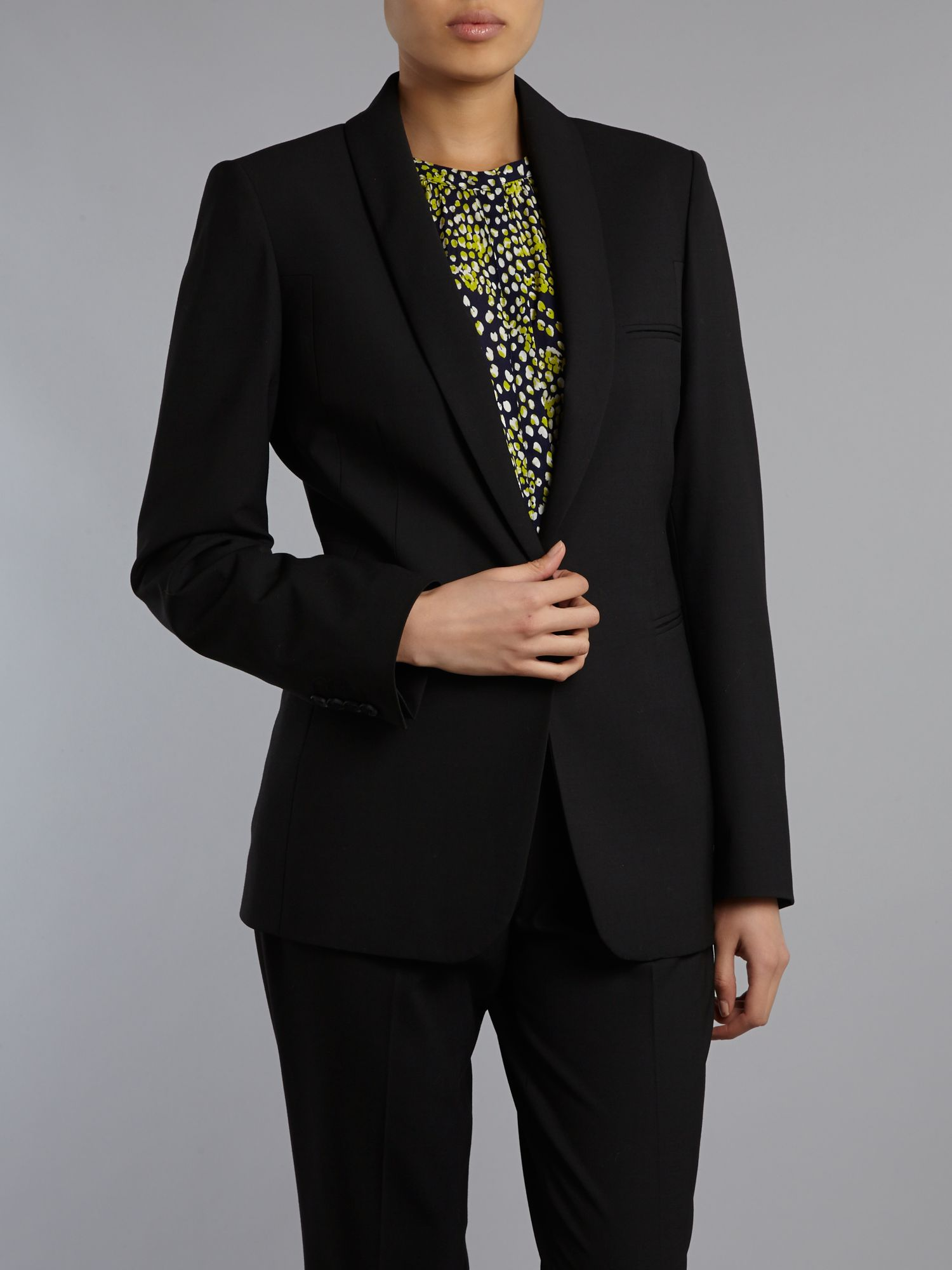Lula tailored jacket
