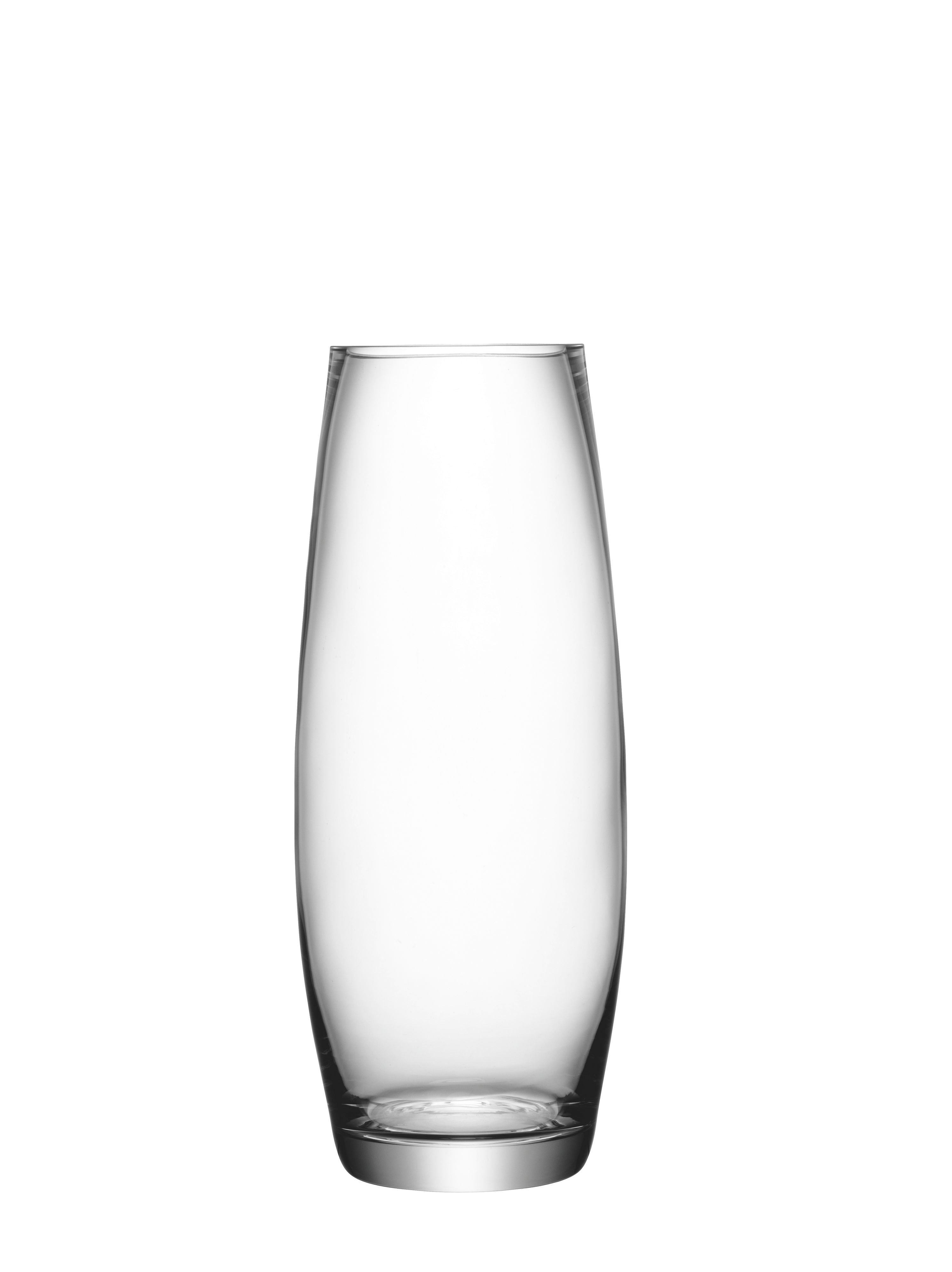 Grand stem vase, clear, 41cm