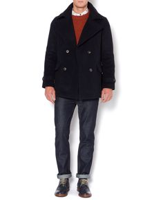 Porter limited edition wool pea coat
