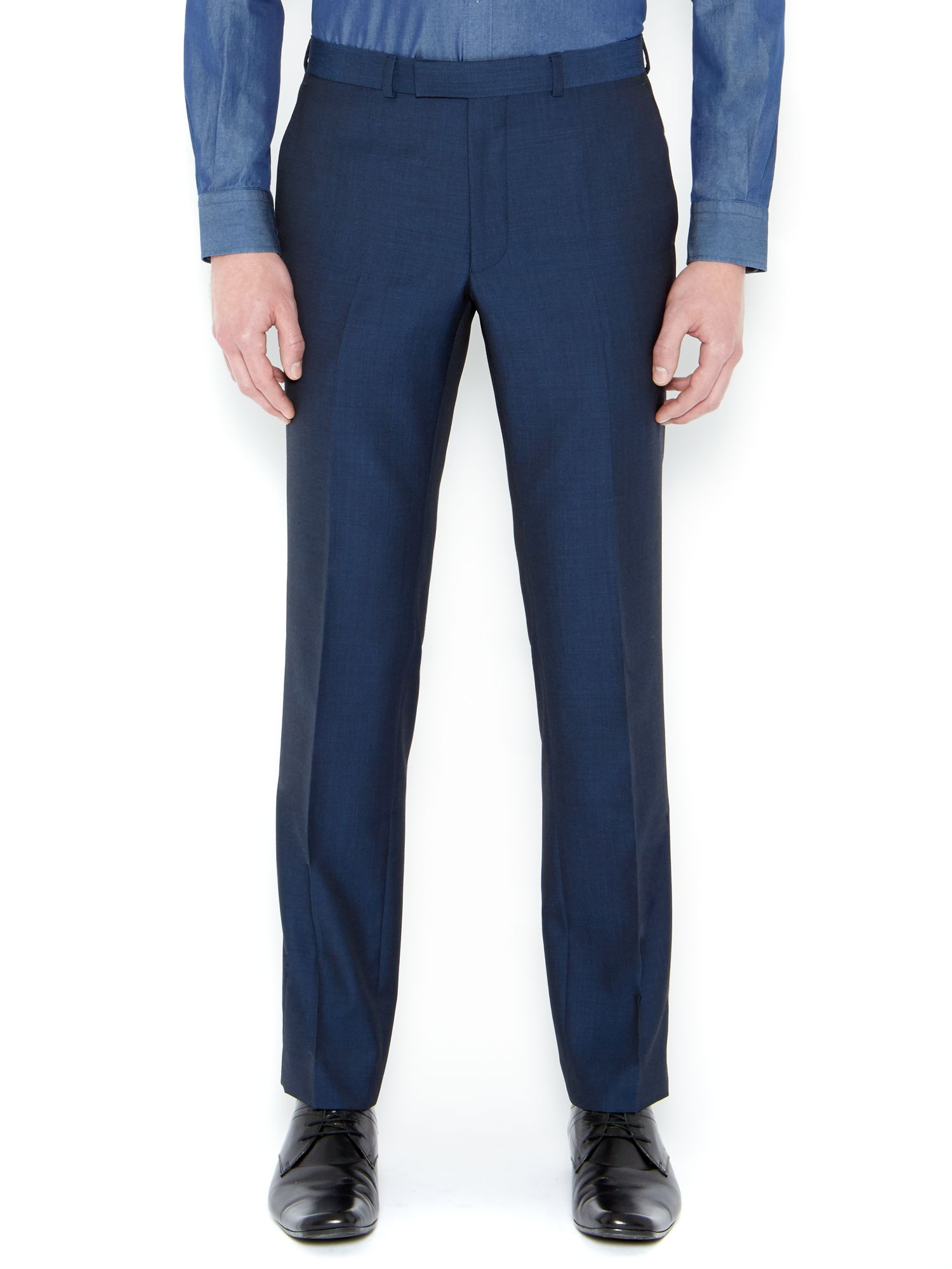 Carmine End on End Slim Fit Suit Trouser