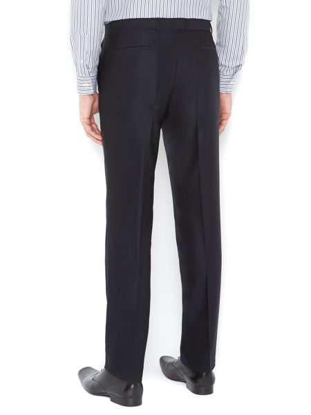 Kenneth Cole Watts stretch slim fit twill suit trouser