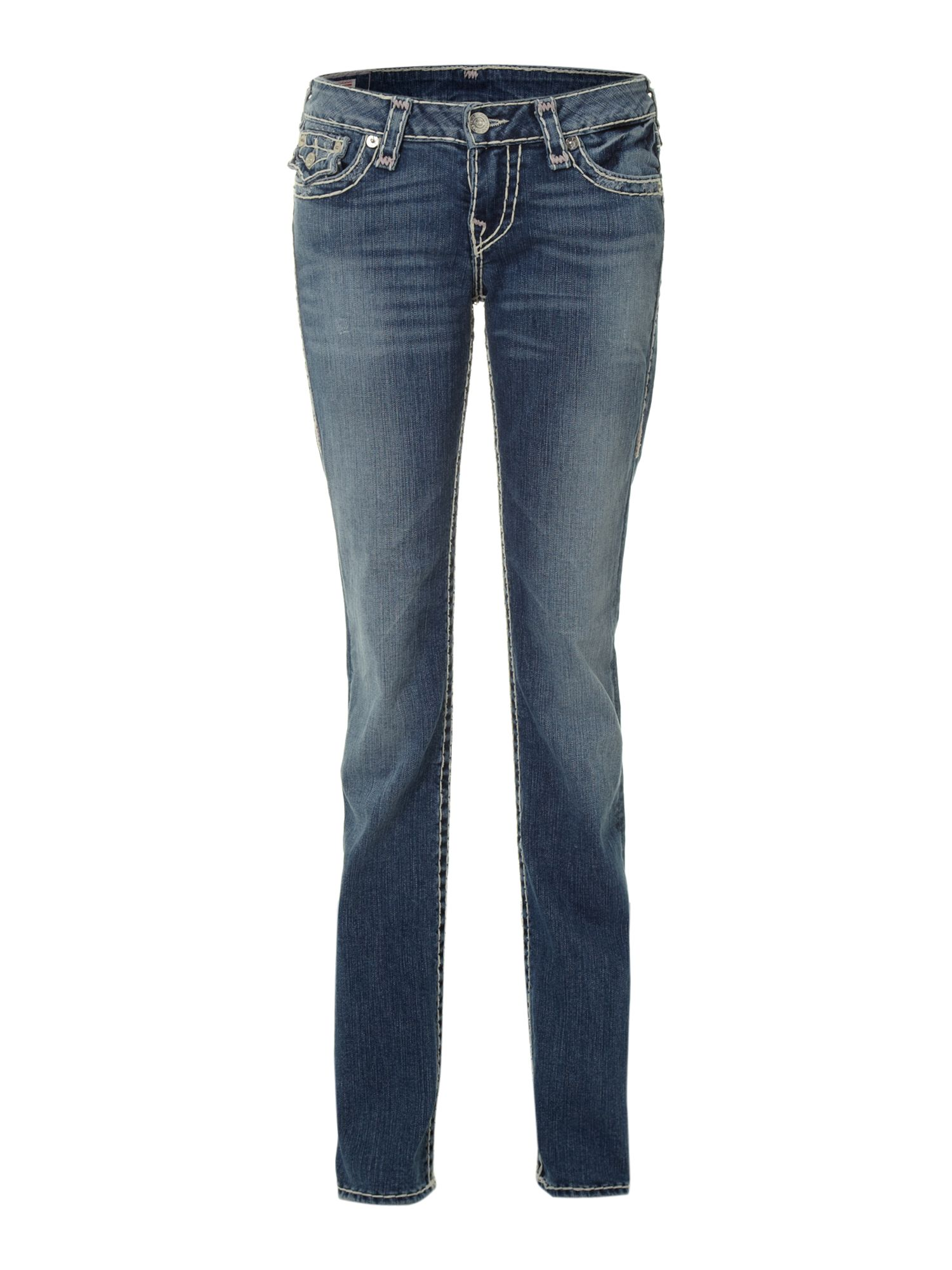 Billy straight leg super t jeans