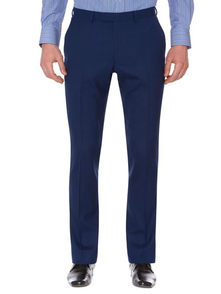 New & Lingwood Thames Panama suit trousers