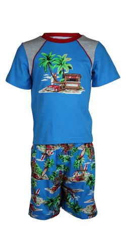 Boy`s cotton pyjama