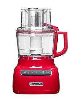 2.1L Empire Red Food Processor
