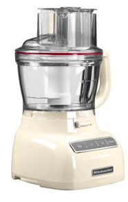3.1L Kitchenaid almond cream food processor