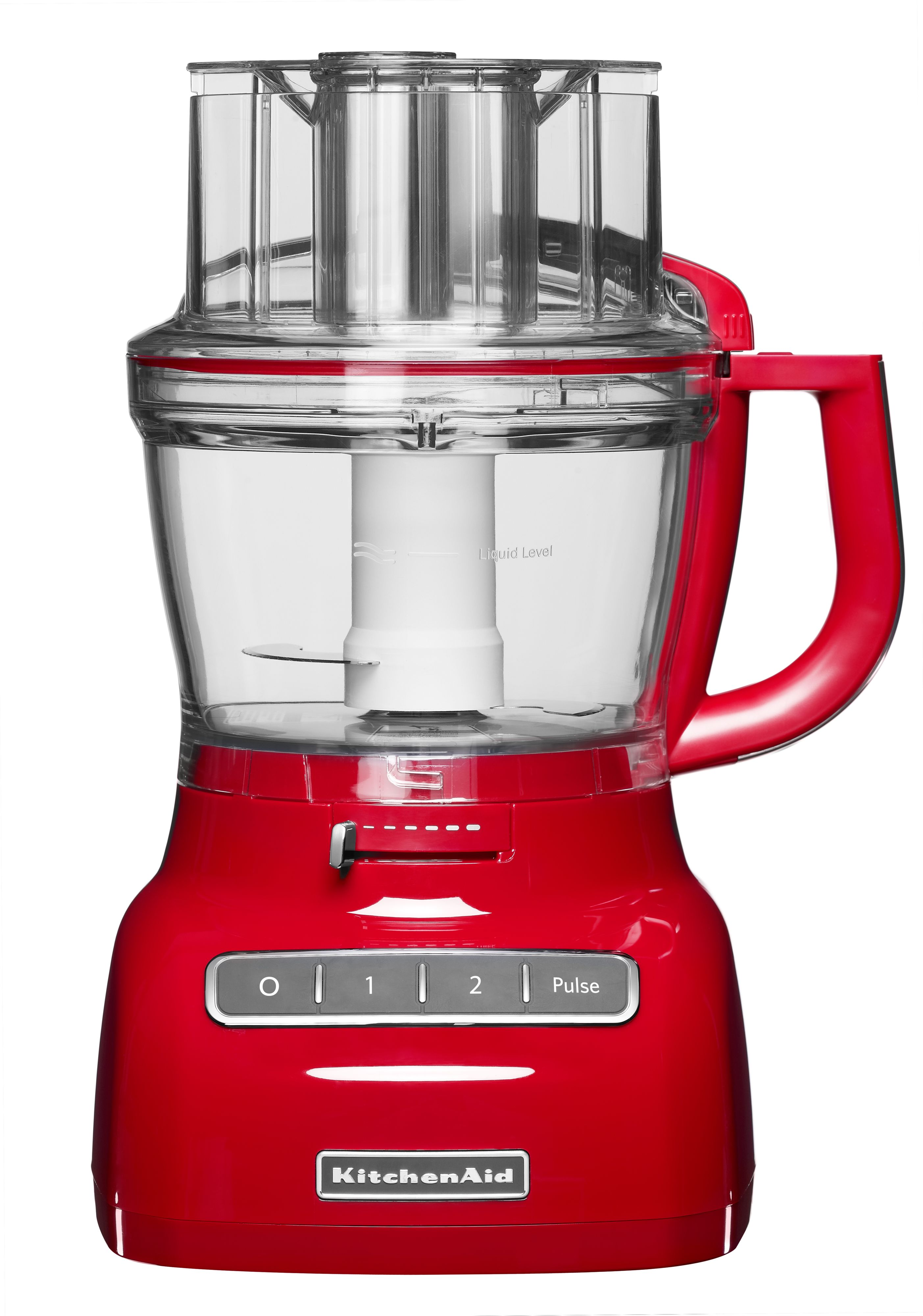 3.1L KitchenAid Empire red food processor