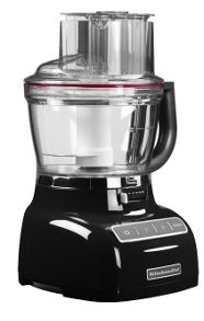 3.1L Kitchenaid Onyx black food processor