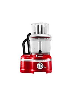 4L Artisan Empire Red Food Processor