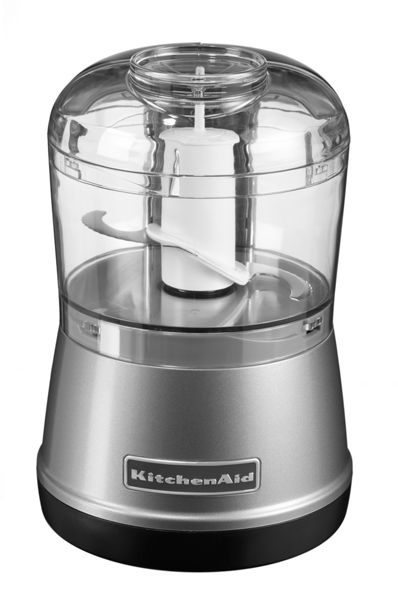 KitchenAid Food Chopper, Contour Silver