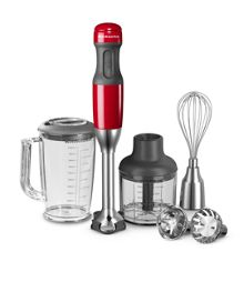 KitchenAid Corded Empire red hand blender