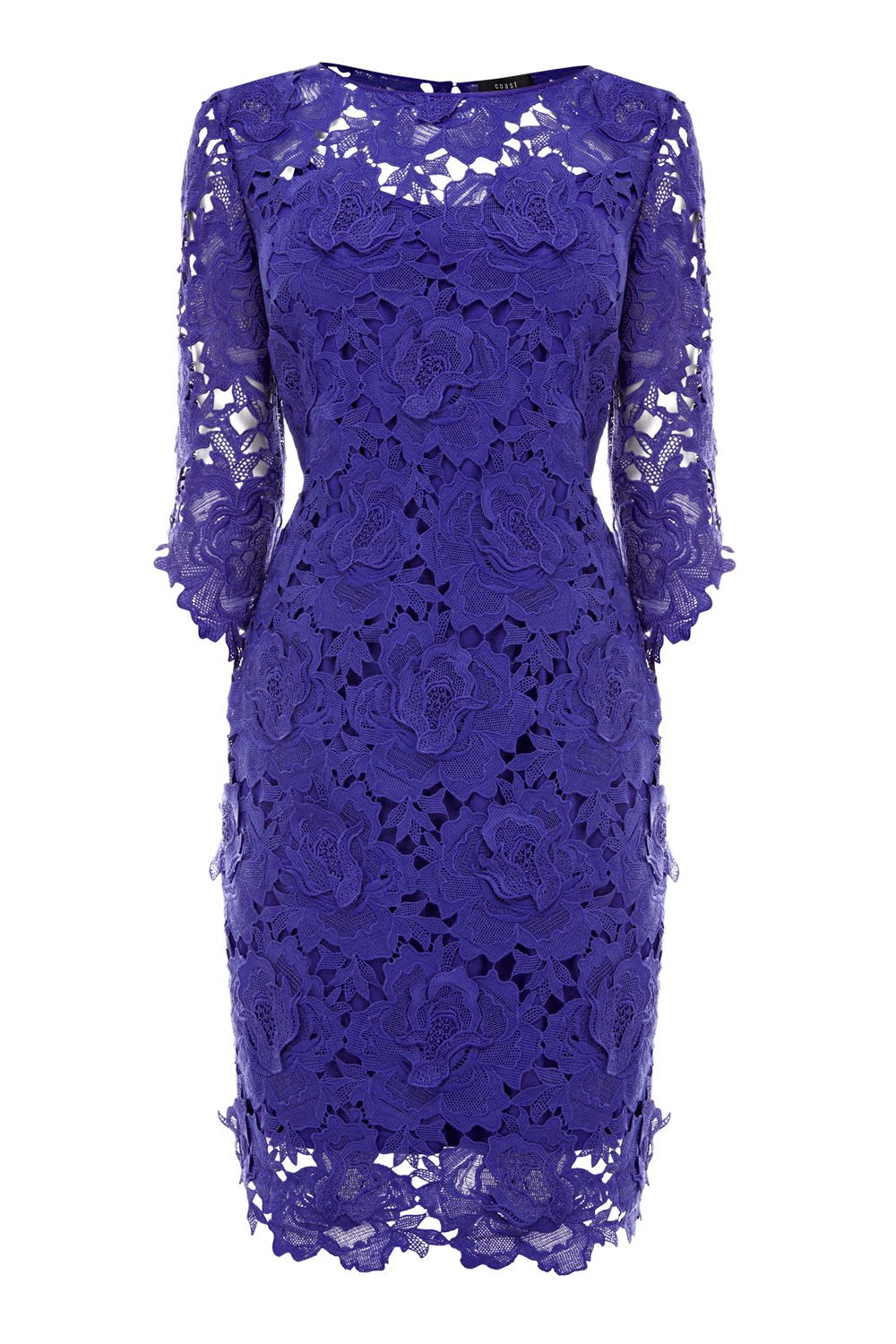 Vivianna lace dress