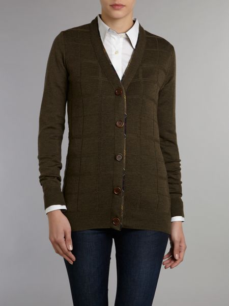 Barbour Burmoor Cardigan