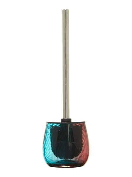 Pied a Terre Ombre glass toilet brush