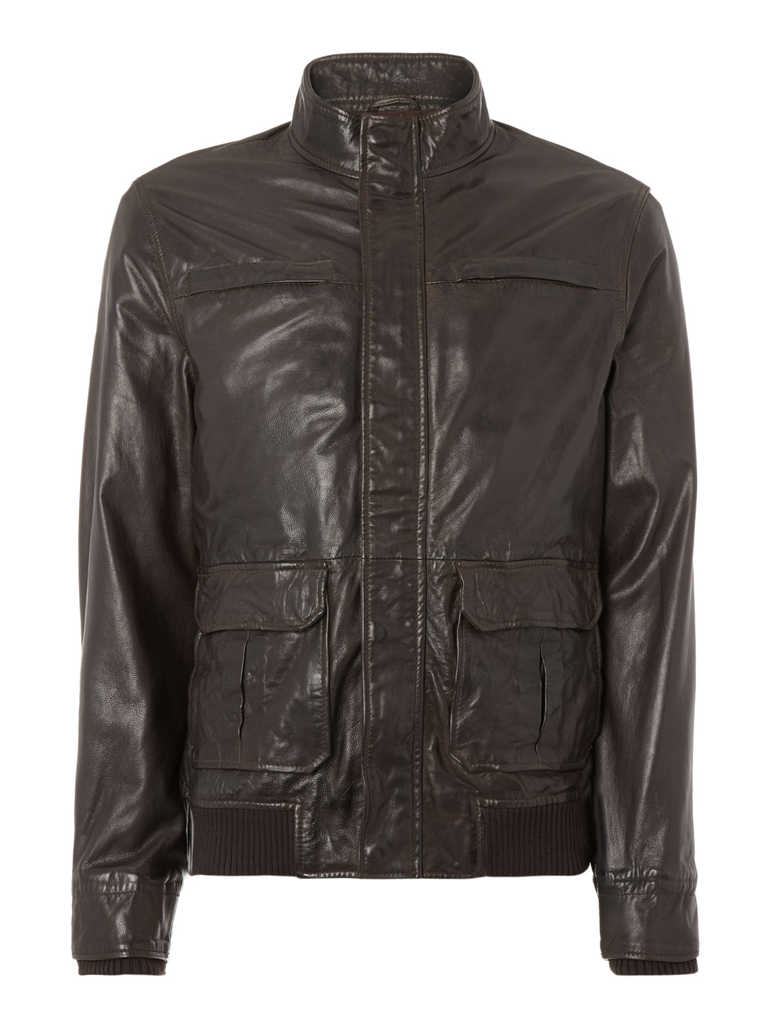 Rook limited edition leather jacket