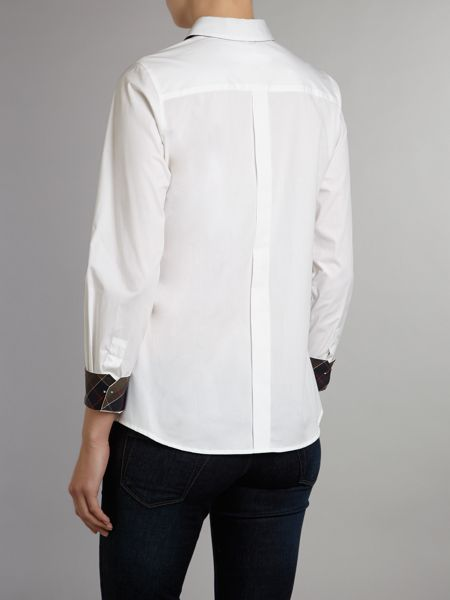 Barbour Naddle Shirt
