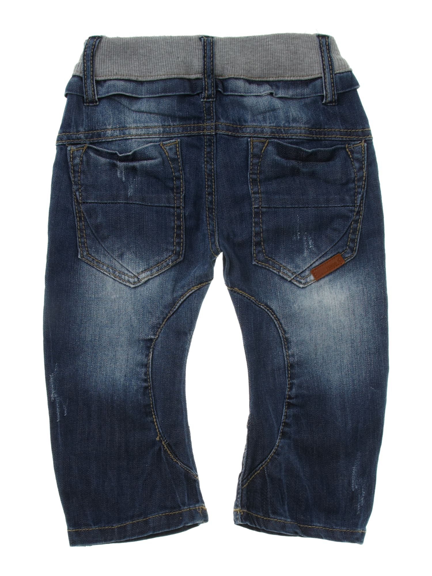 Boy`s loose fit denim jeans