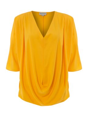 Mary Portas Cowl Neck Blouse