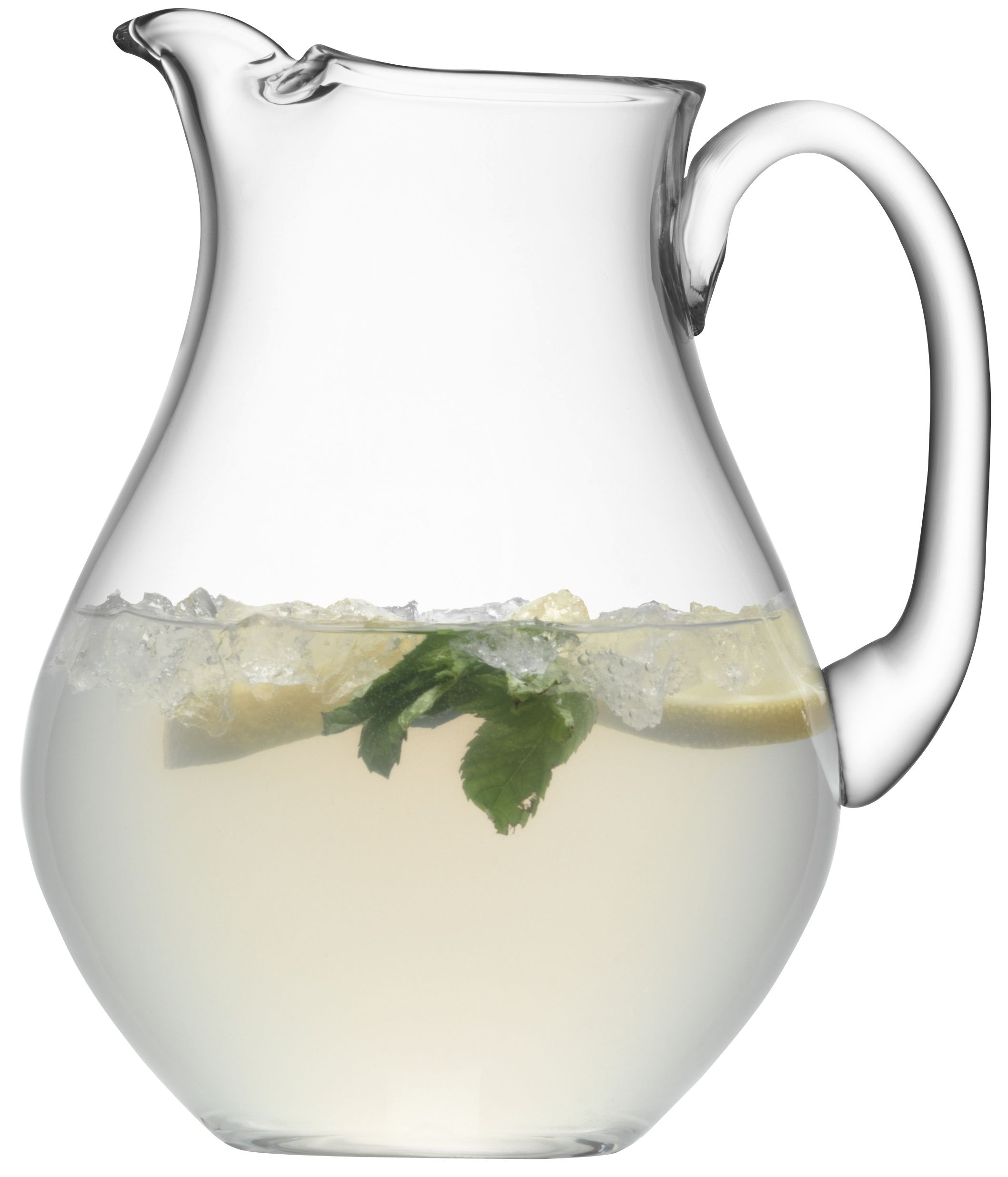 Bar ice lip jug clear