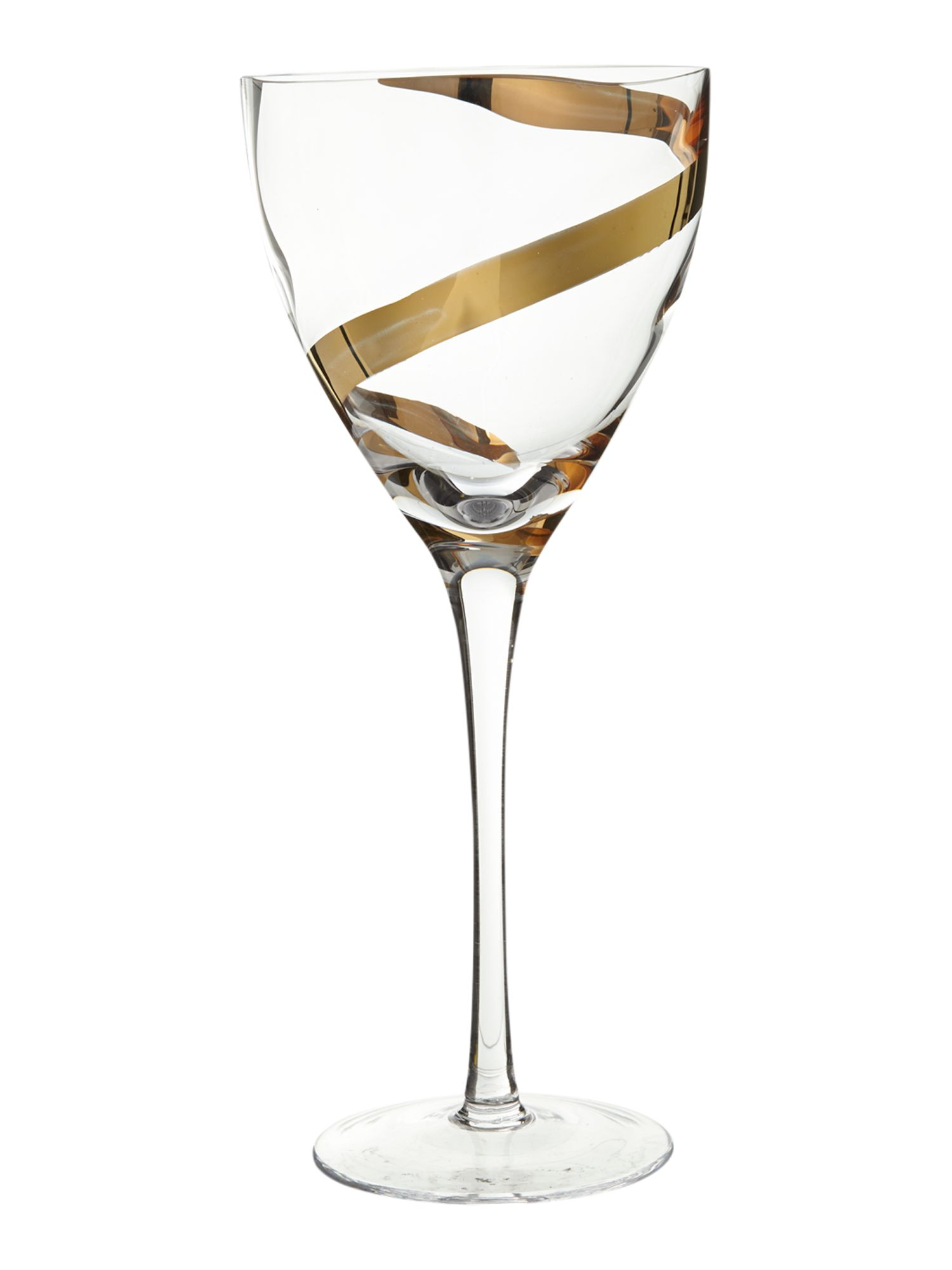 Malika wine glasses, set of 2