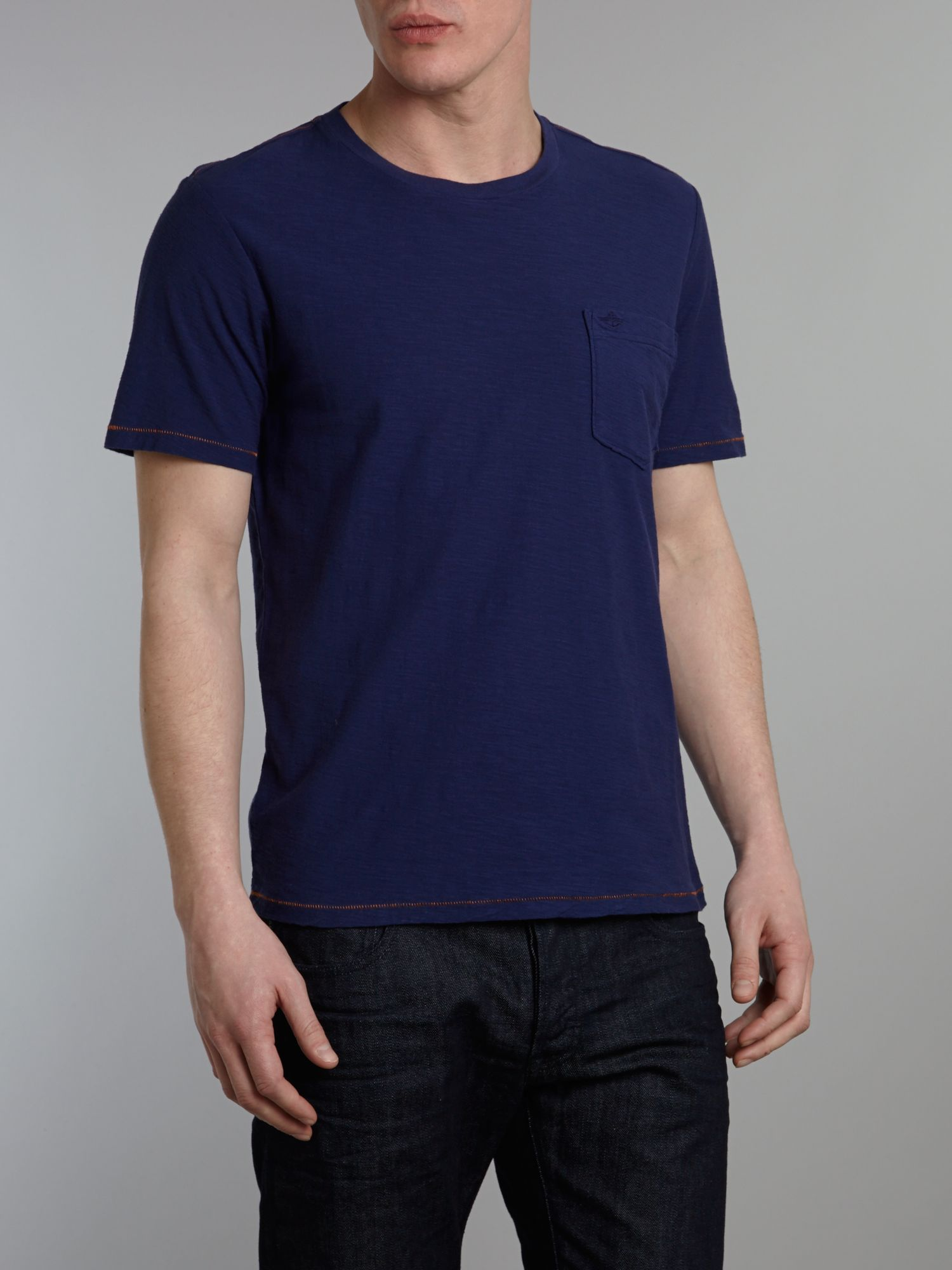 One pocket T-shirt