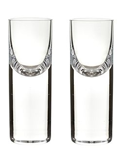 Boris vodka set of 2