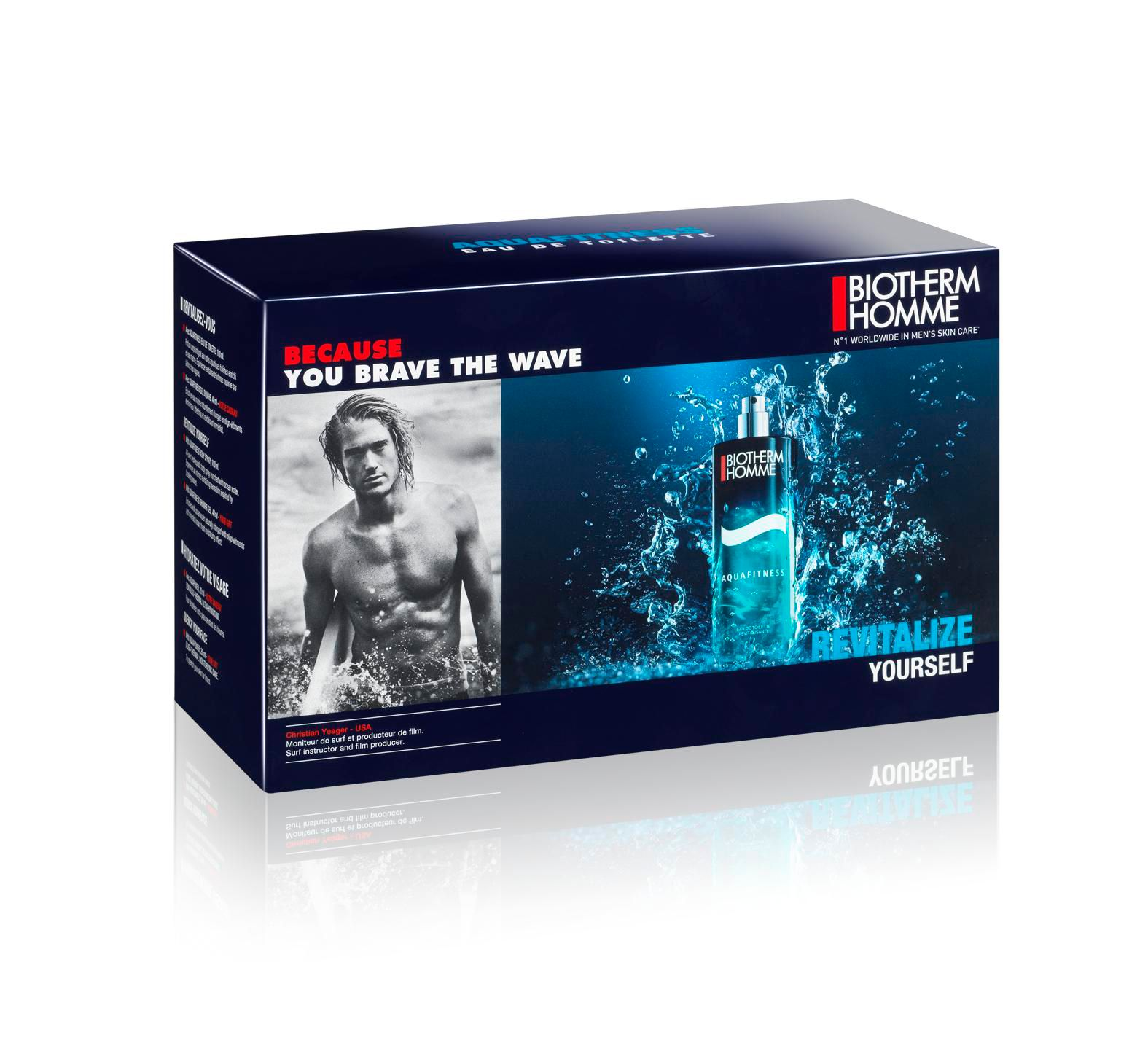 AQUAFITNESS Fathers Day Set
