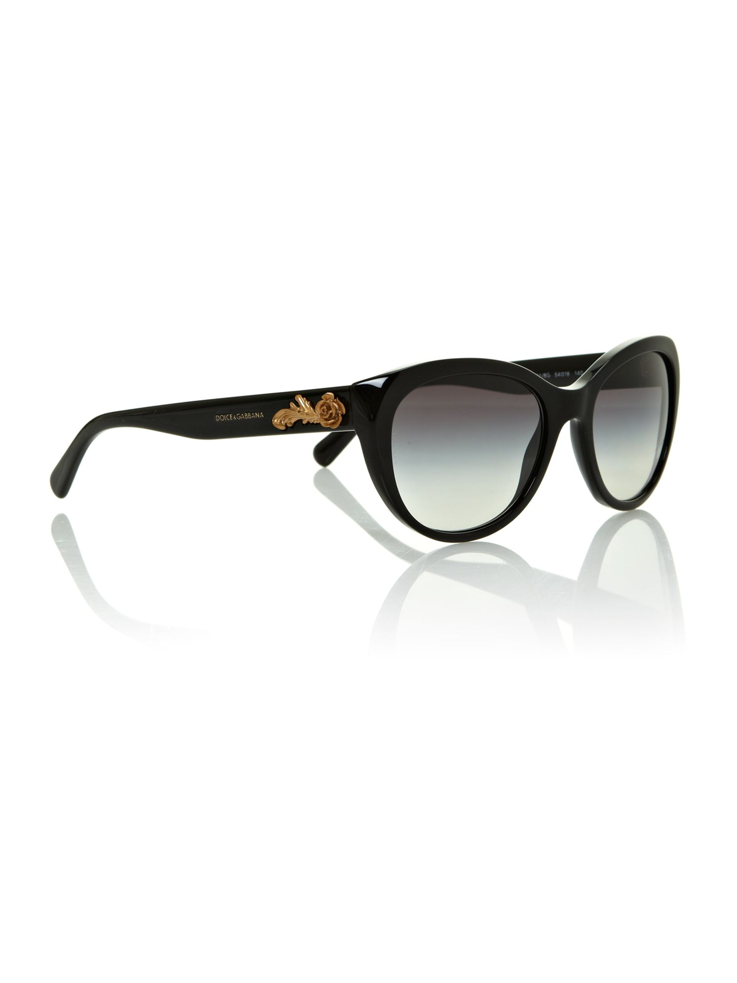 Ladies DG4160 sicilian baroque sunglasses