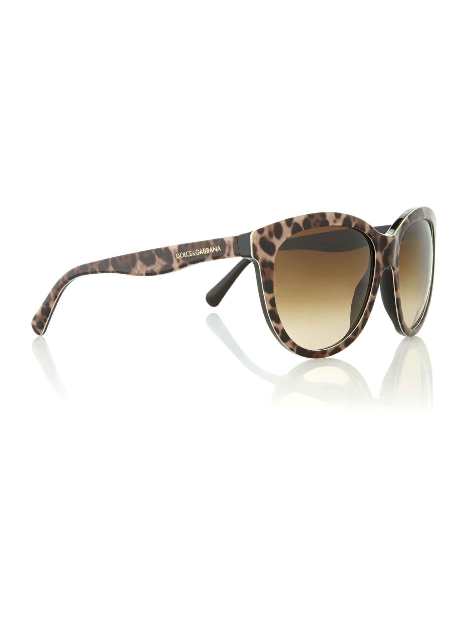 Ladies DG4149 matt silk sunglasses