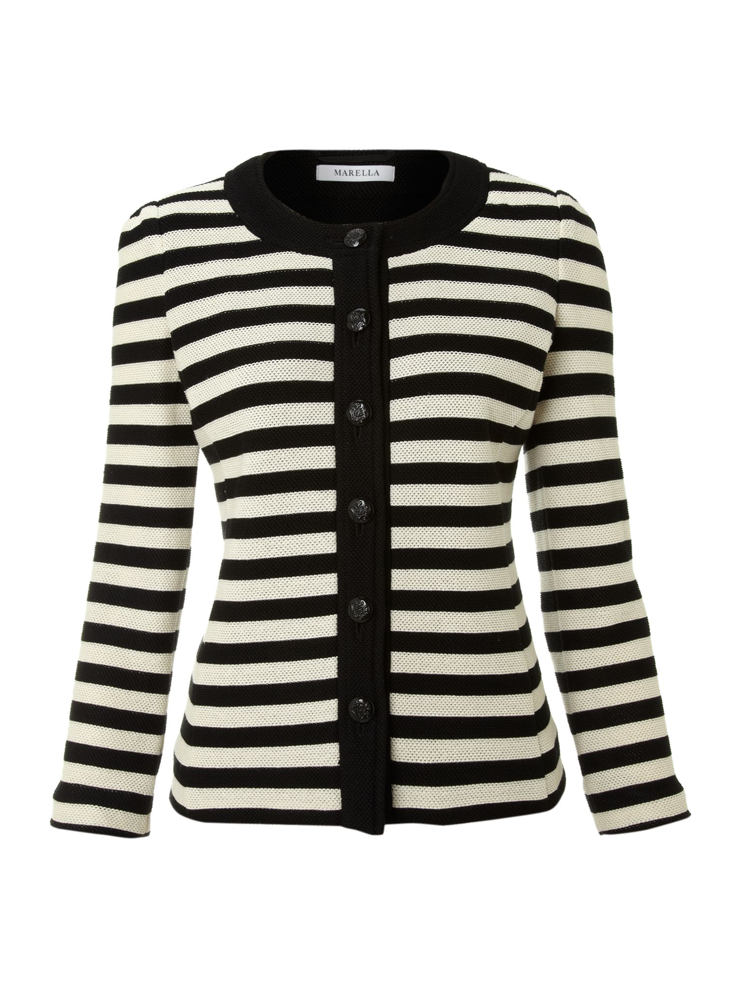 Marco striped jacket