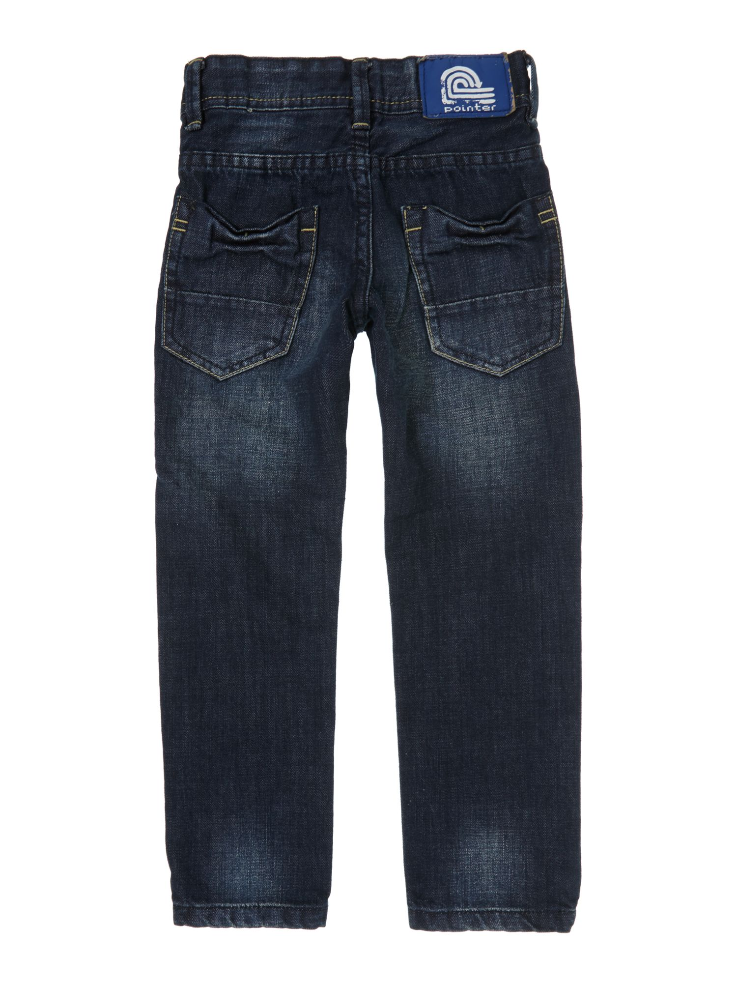 Boy`s 5-pocket denim pants