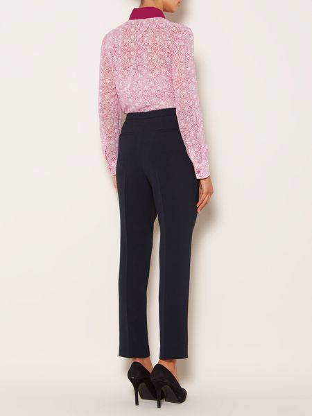 Linea Stretch woven slim leg trousers