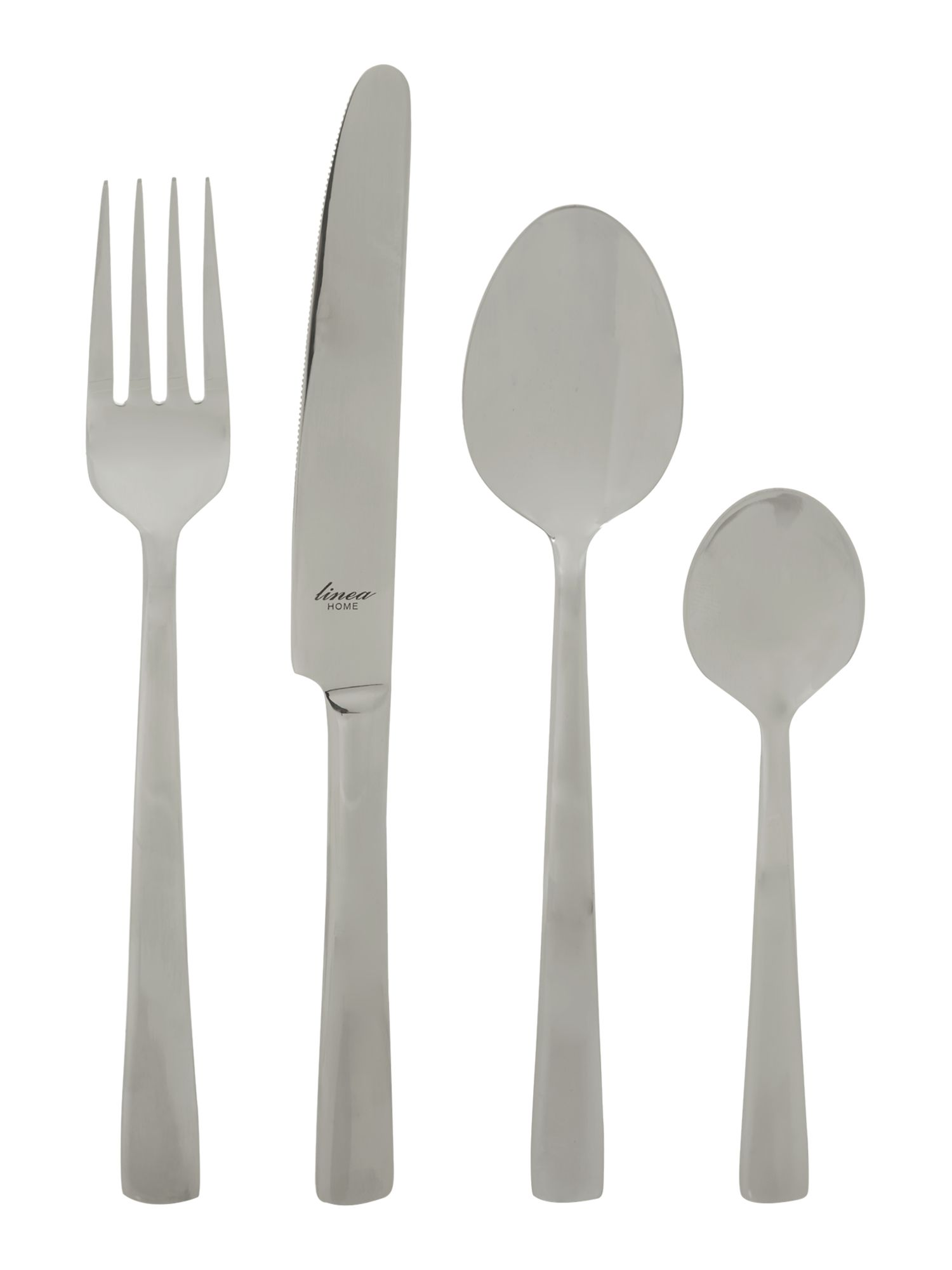 Hoxton 16 piece cutlery set
