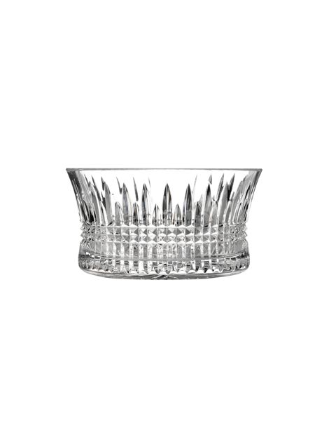 Waterford Lismore diamond 8 inch bowl