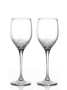 Vera Wang Sequin wine glass - set of 2