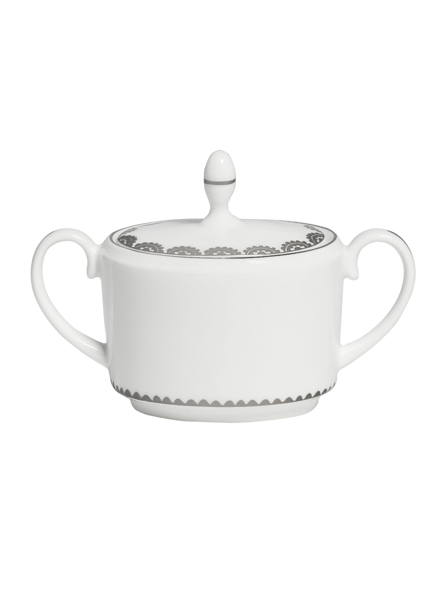 Vera Wang flirt covered sugar bowl
