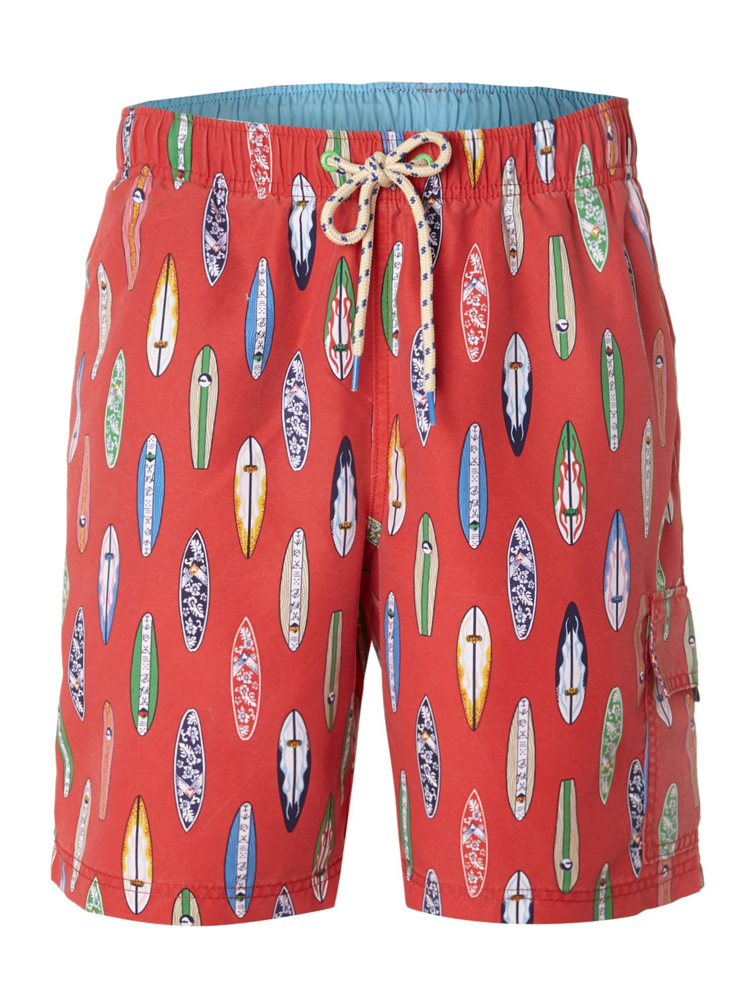 Surf board short