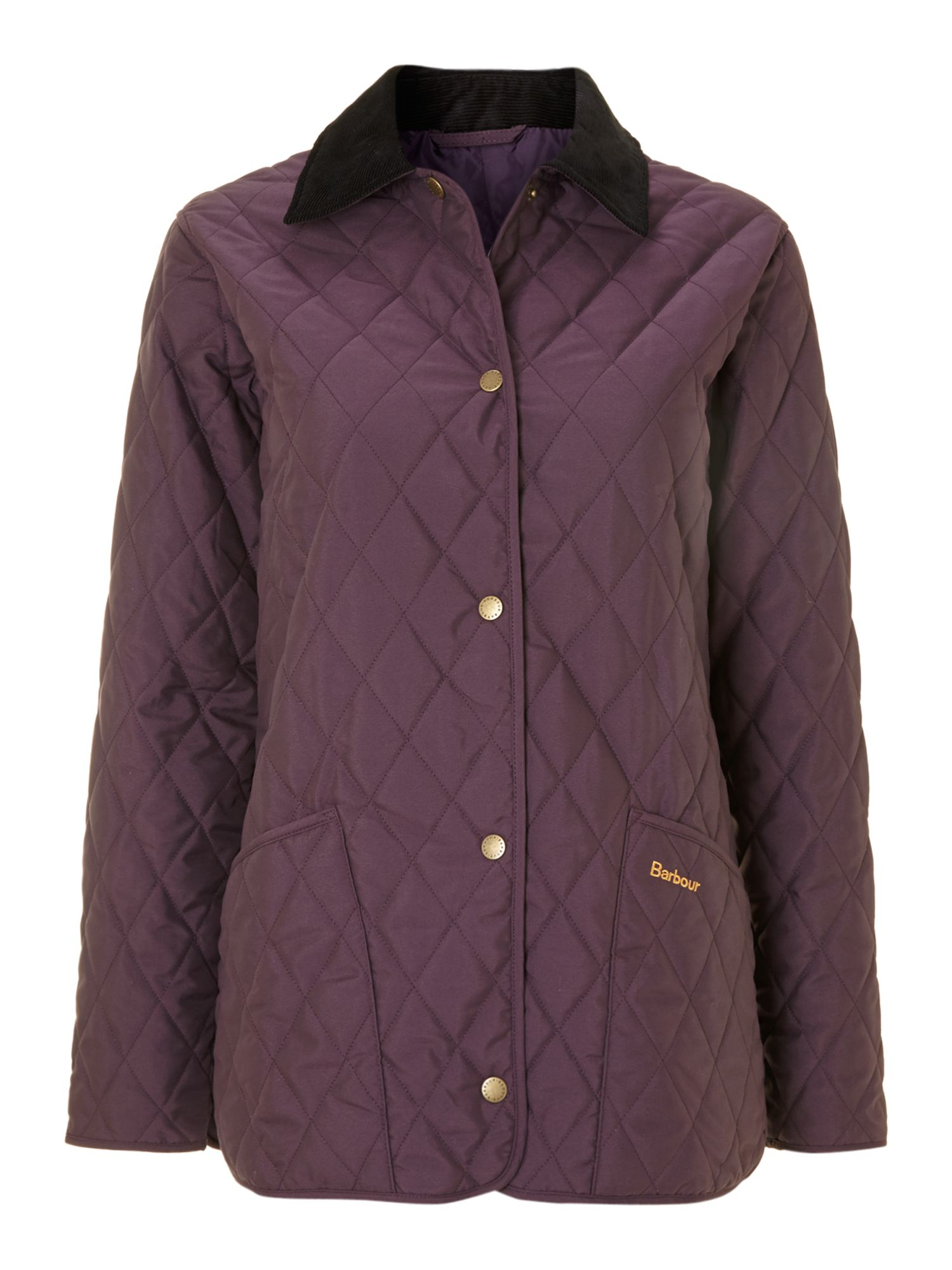 Quilted eskdale jacket
