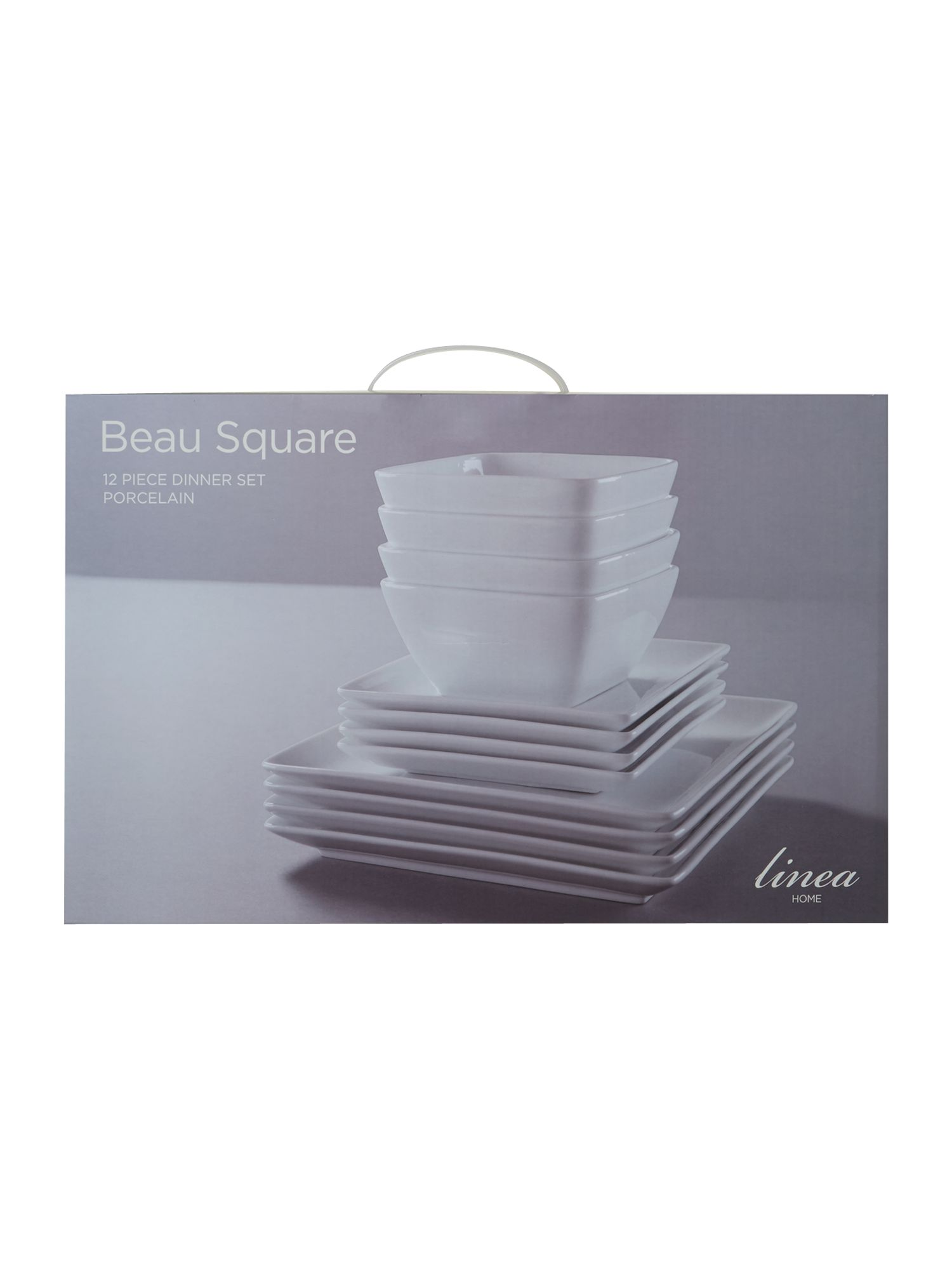Beau square 12pc box set