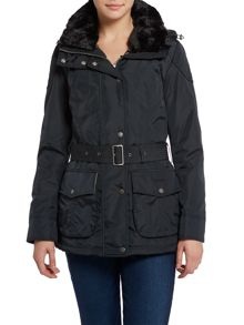 Barbour Outlaw Belted Jacket