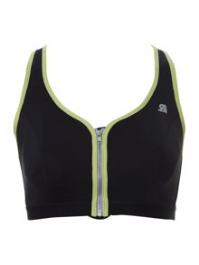 Shock Absorber Zipped front bra