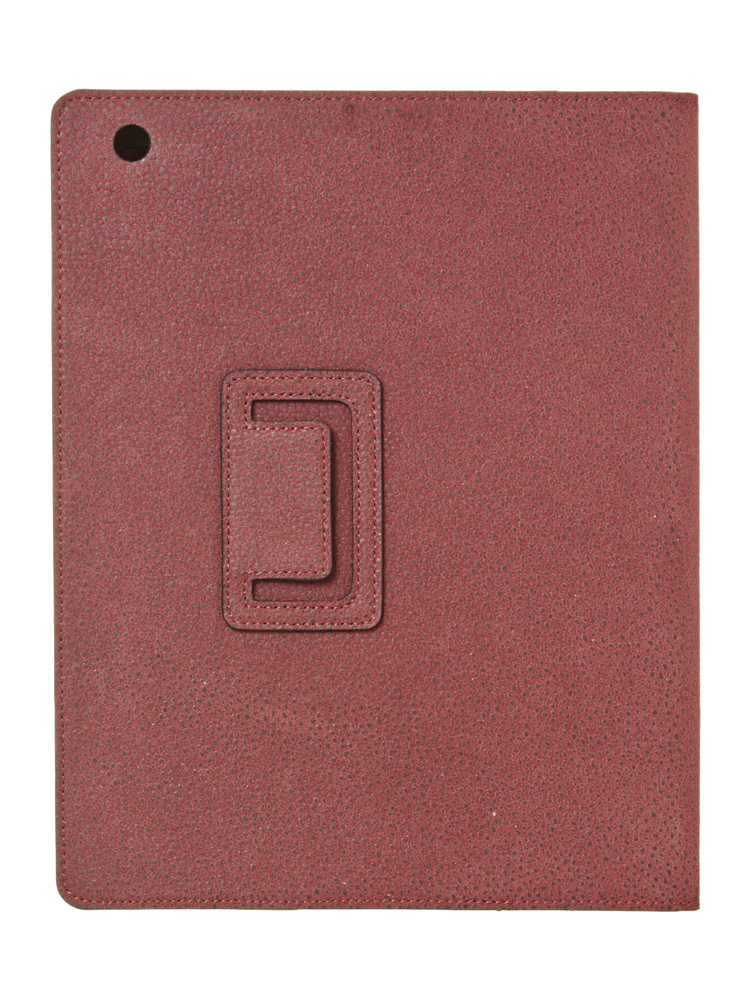 Scotch grain tablet case
