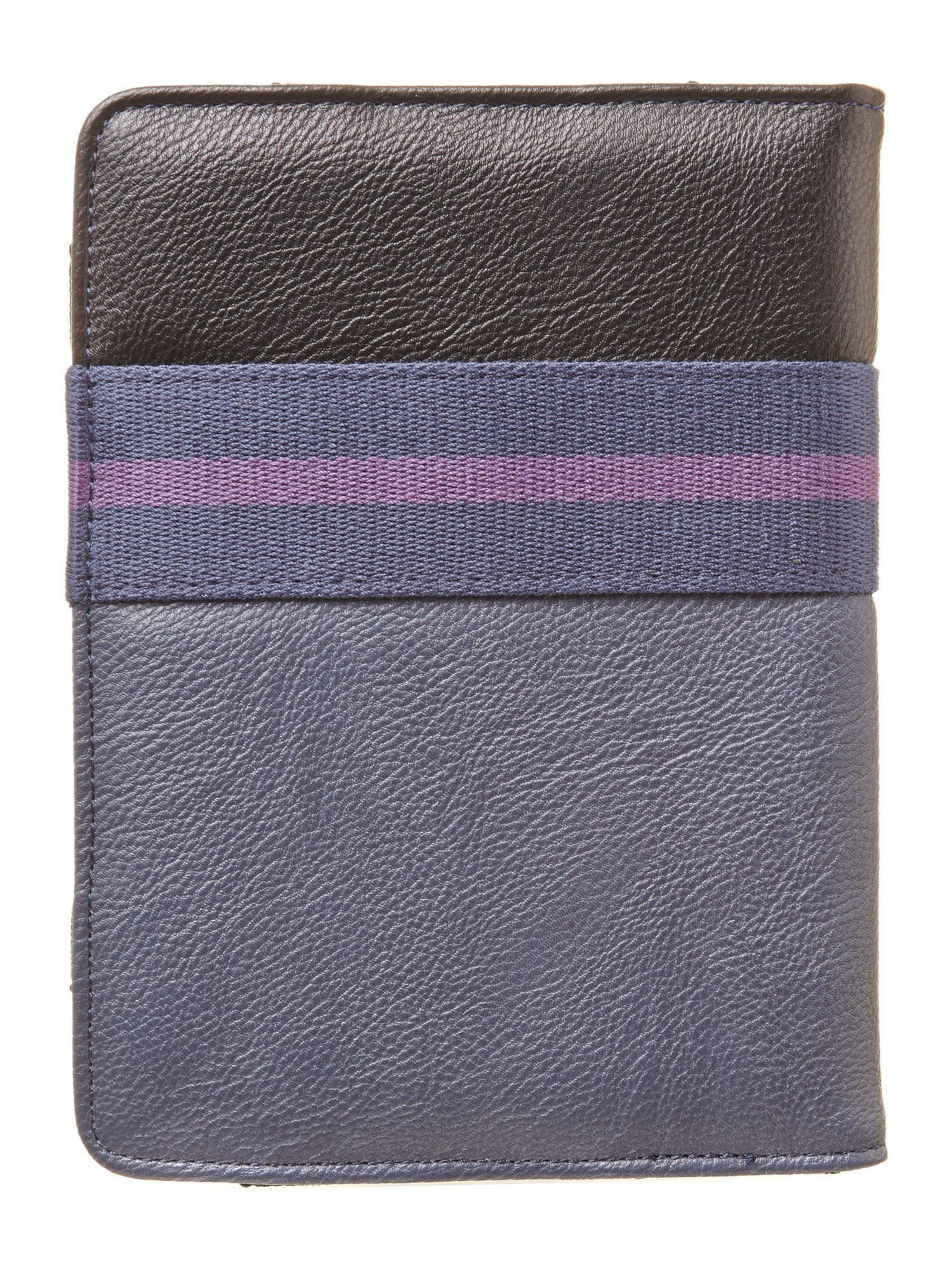 Inlay stripe tablet case