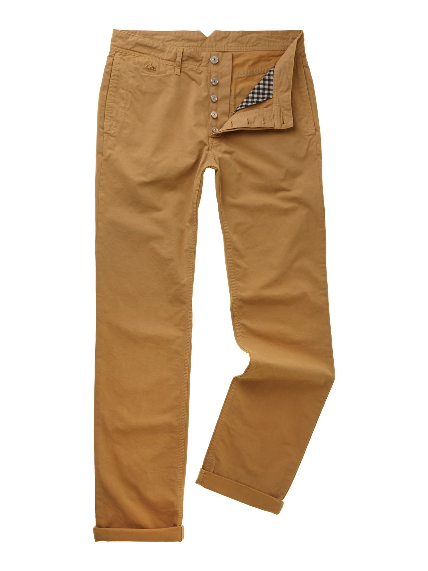 Slim fitted chino`s