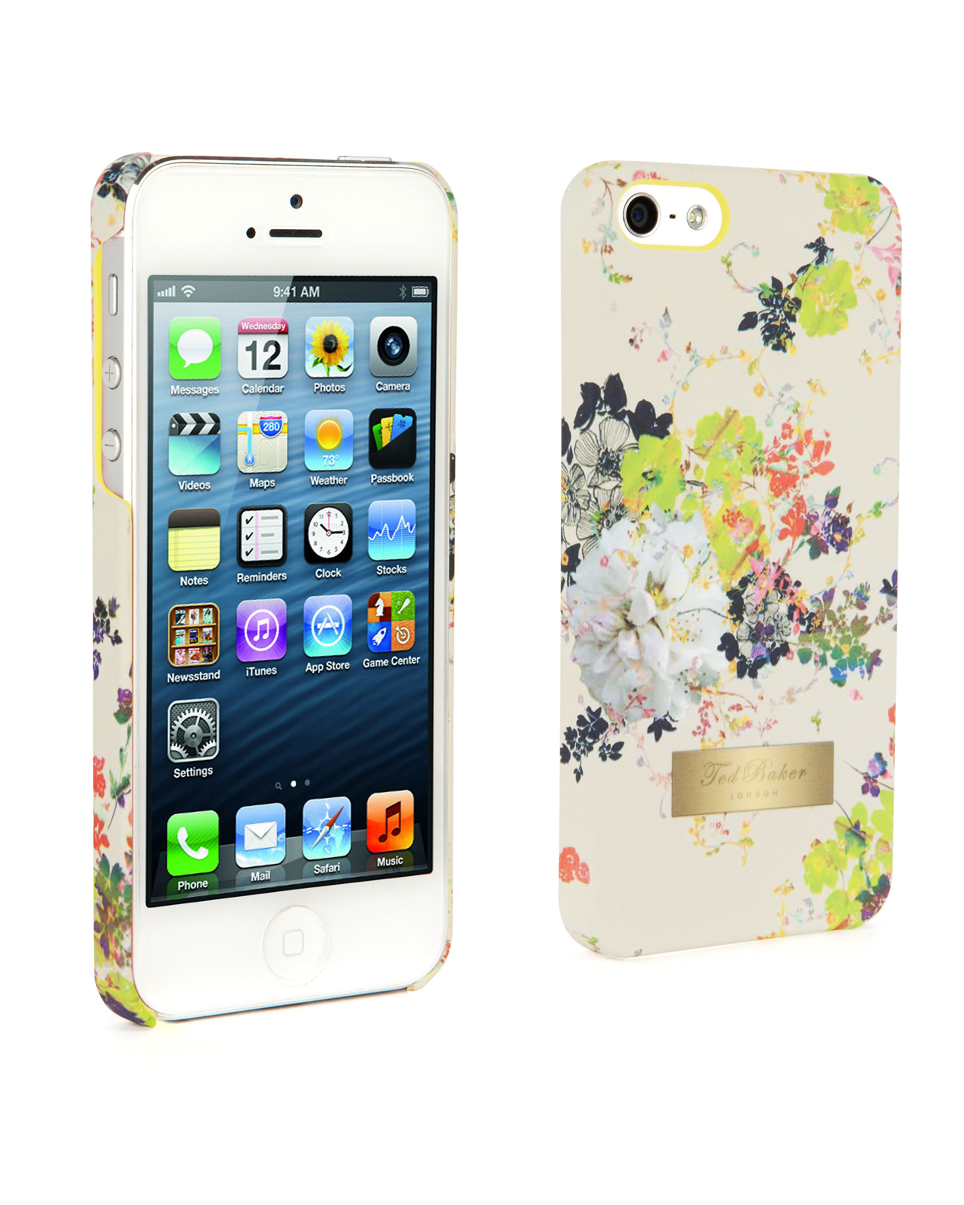 Hemera summer bloom iphone hardcase